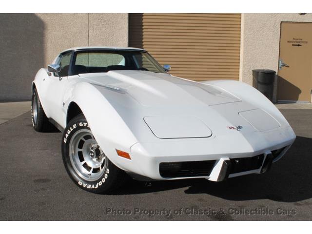 Picture of '77 Corvette - P64S