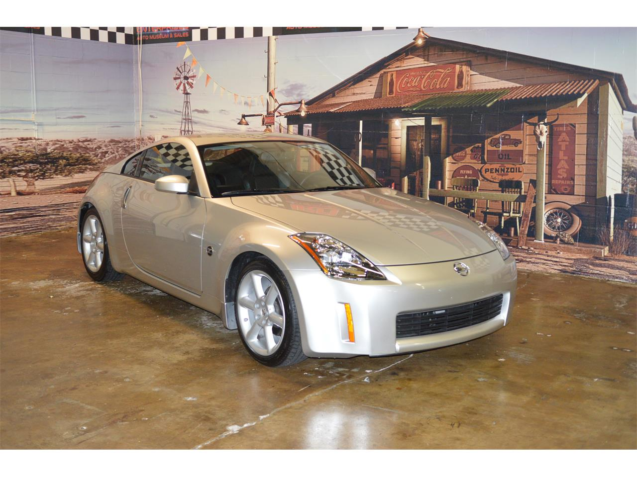 Large Picture Of 04 350z P650