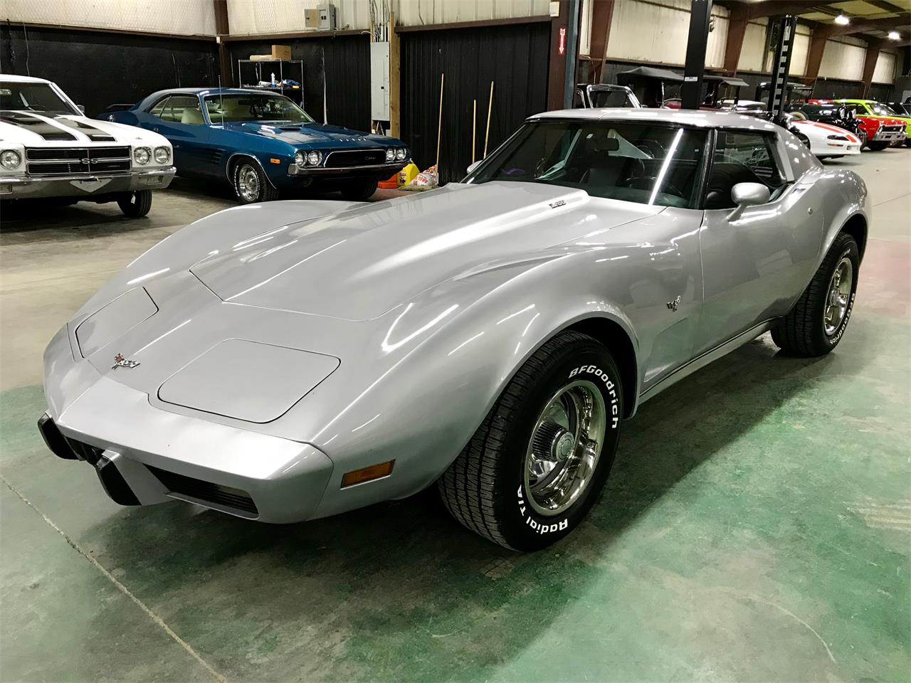 1977 Corvette For Sale >> 1977 Chevrolet Corvette For Sale Classiccars Com Cc 1174365