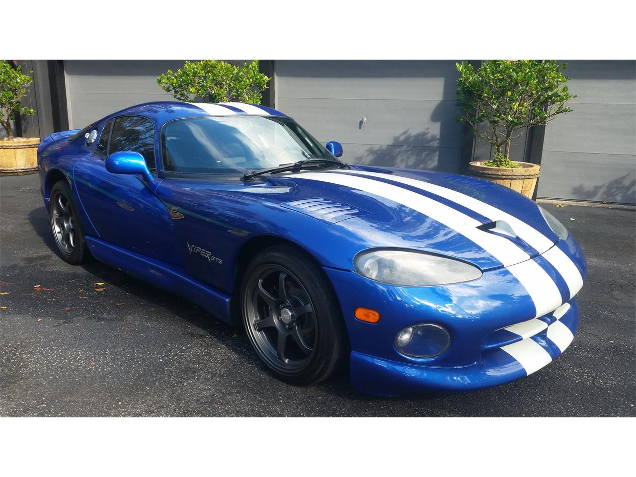 Viper Gts For Sale >> 1996 Dodge Viper For Sale Classiccars Com Cc 1174381