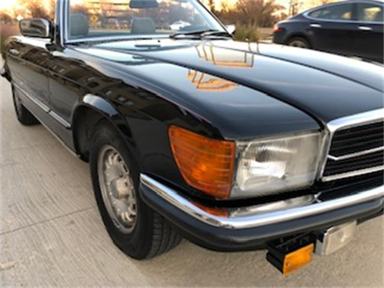 Large Picture of 1985 Mercedes-Benz 500SL located in Richardson Texas - $25,550.00 - P661