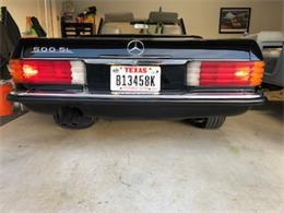 Picture of '85 500SL located in Richardson Texas Offered by a Private Seller - P661