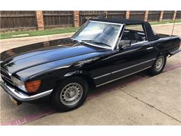 Picture of 1985 500SL located in Richardson Texas - P661