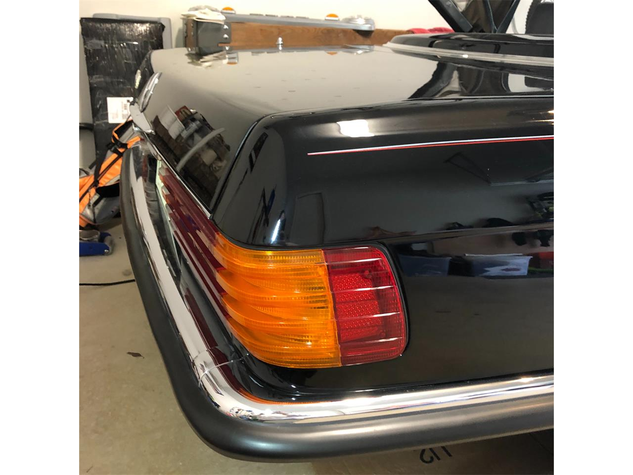 Large Picture of '85 Mercedes-Benz 500SL located in Richardson Texas - $25,550.00 Offered by a Private Seller - P661