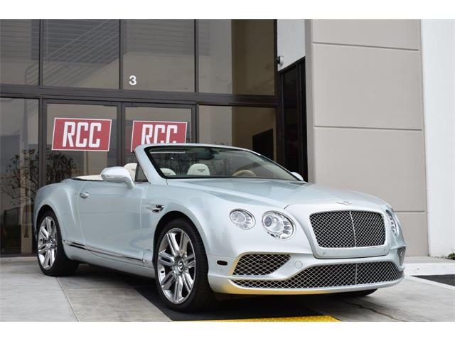 Picture of '18 Continental GTC - P665