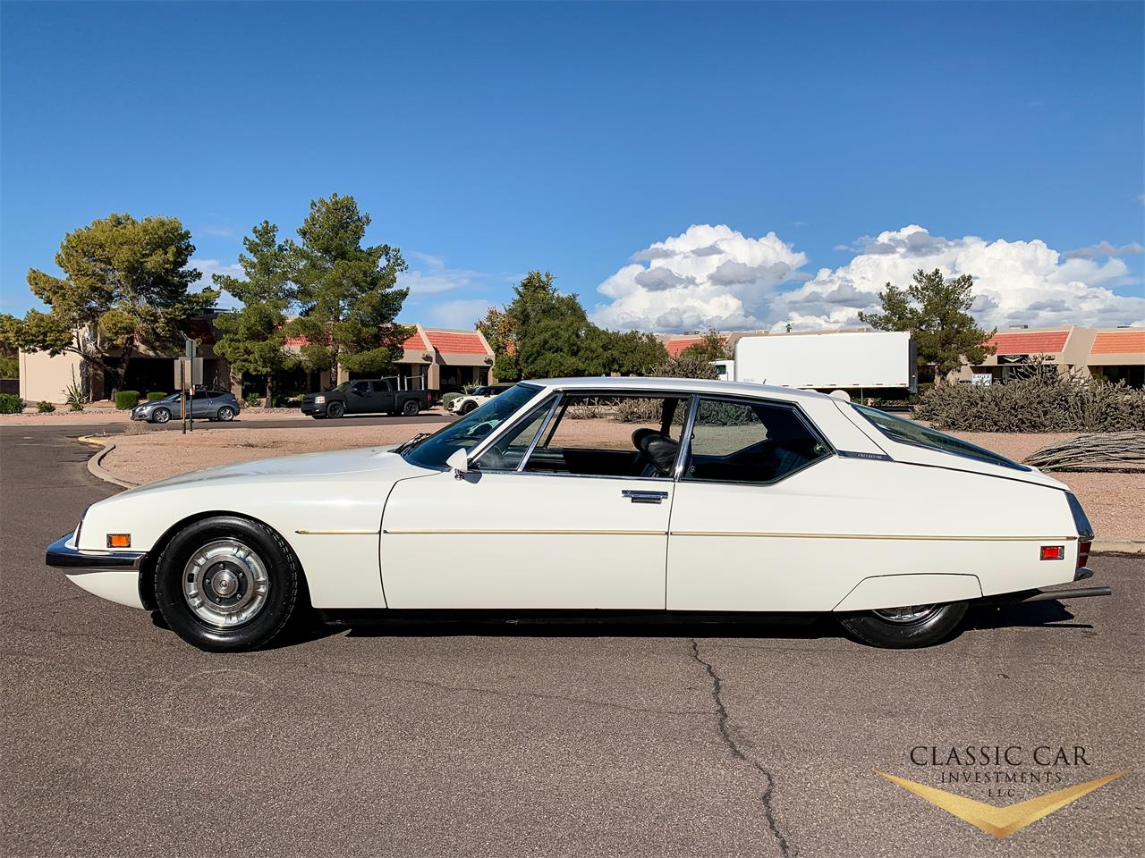 Large Picture of Classic 1972 SM located in Scottsdale Arizona Offered by Classic Car Investments LLC - P667
