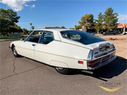 Picture of Classic 1972 Citroen SM located in Arizona Offered by Classic Car Investments LLC - P667