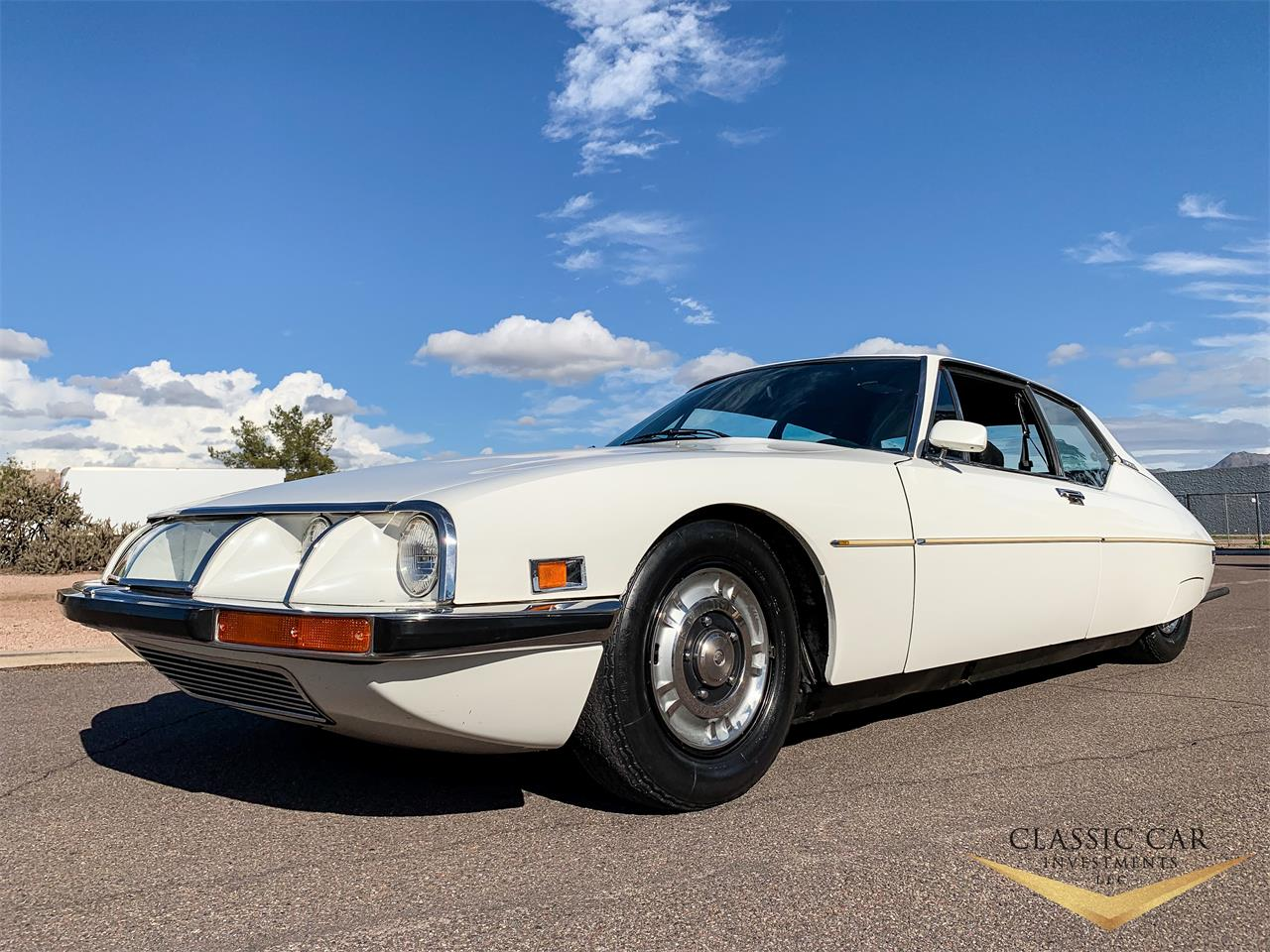 Large Picture of 1972 Citroen SM - $53,500.00 Offered by Classic Car Investments LLC - P667