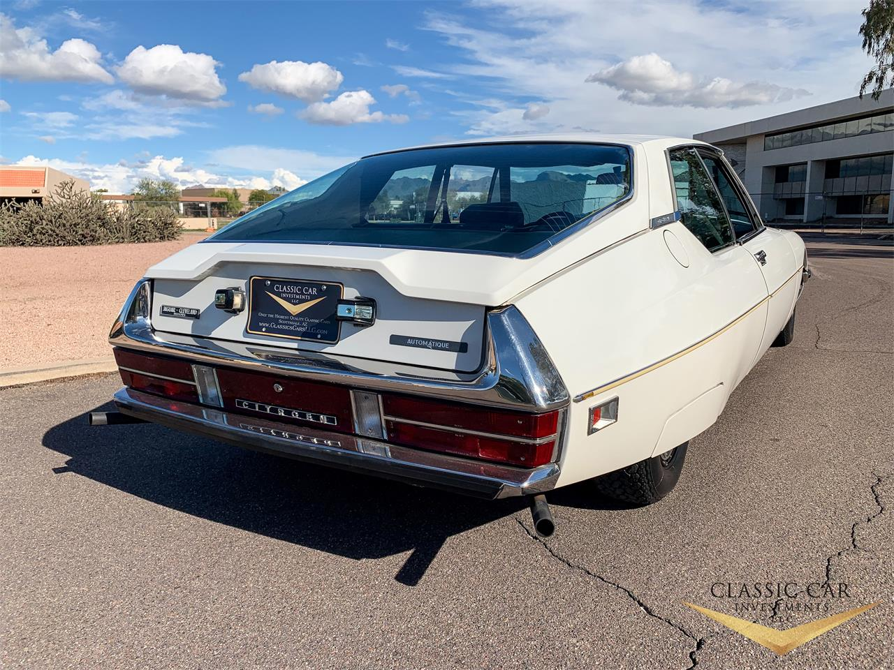 Large Picture of '72 Citroen SM located in Scottsdale Arizona - $53,500.00 Offered by Classic Car Investments LLC - P667