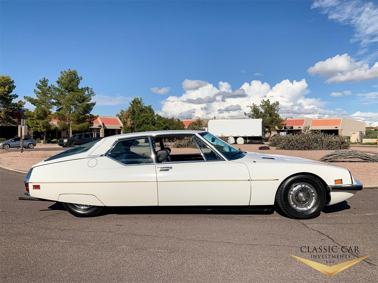 Large Picture of Classic 1972 SM located in Arizona - $53,500.00 - P667