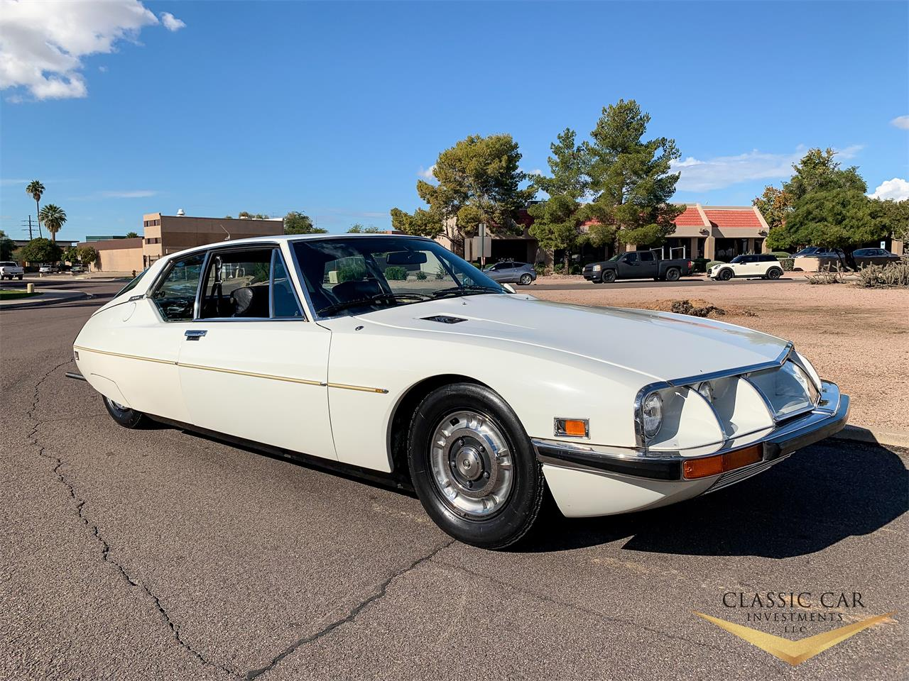 Large Picture of 1972 Citroen SM located in Scottsdale Arizona Offered by Classic Car Investments LLC - P667