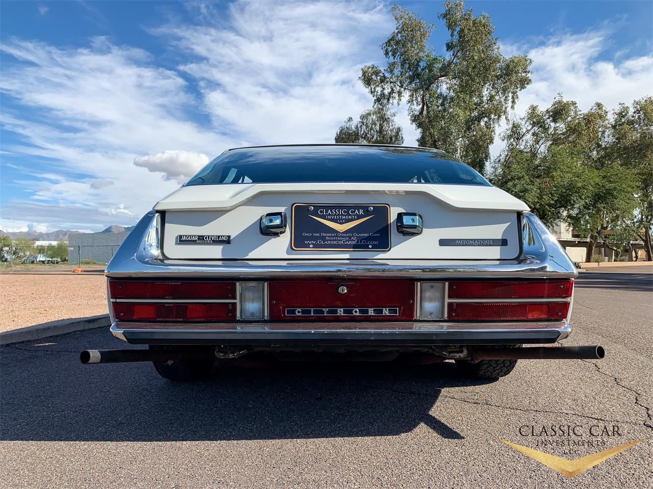 Large Picture of Classic 1972 SM located in Arizona Offered by Classic Car Investments LLC - P667