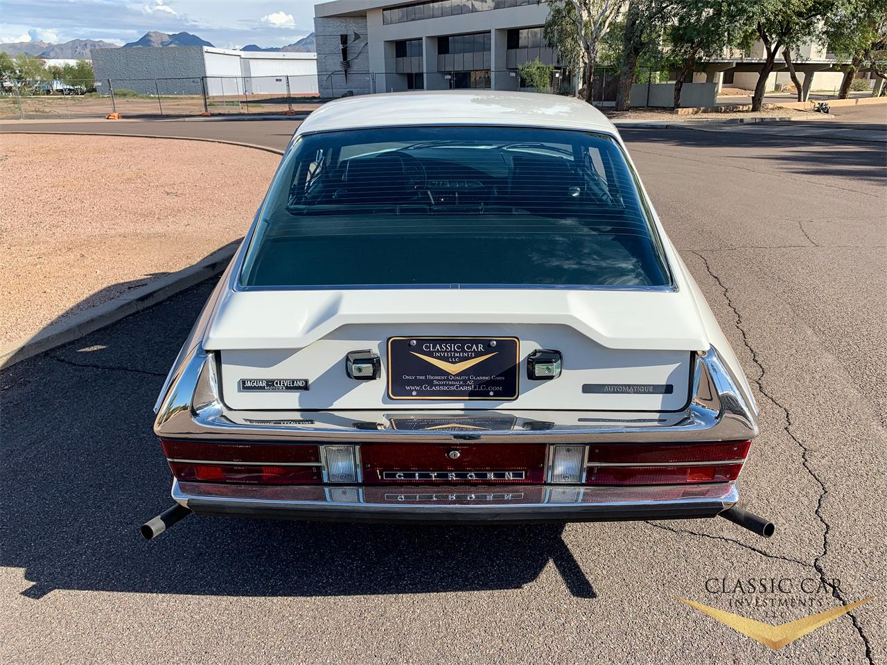 Large Picture of Classic 1972 Citroen SM located in Arizona - $53,500.00 Offered by Classic Car Investments LLC - P667