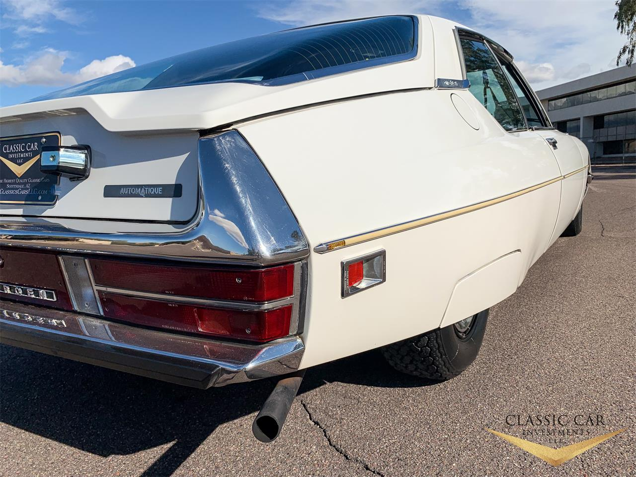 Large Picture of 1972 SM located in Scottsdale Arizona - P667