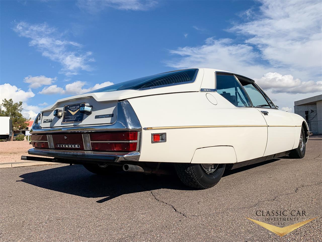 Large Picture of '72 SM located in Arizona Offered by Classic Car Investments LLC - P667