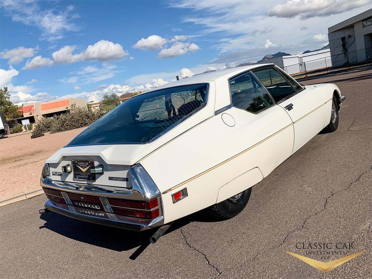 Large Picture of 1972 Citroen SM located in Arizona - $53,500.00 Offered by Classic Car Investments LLC - P667
