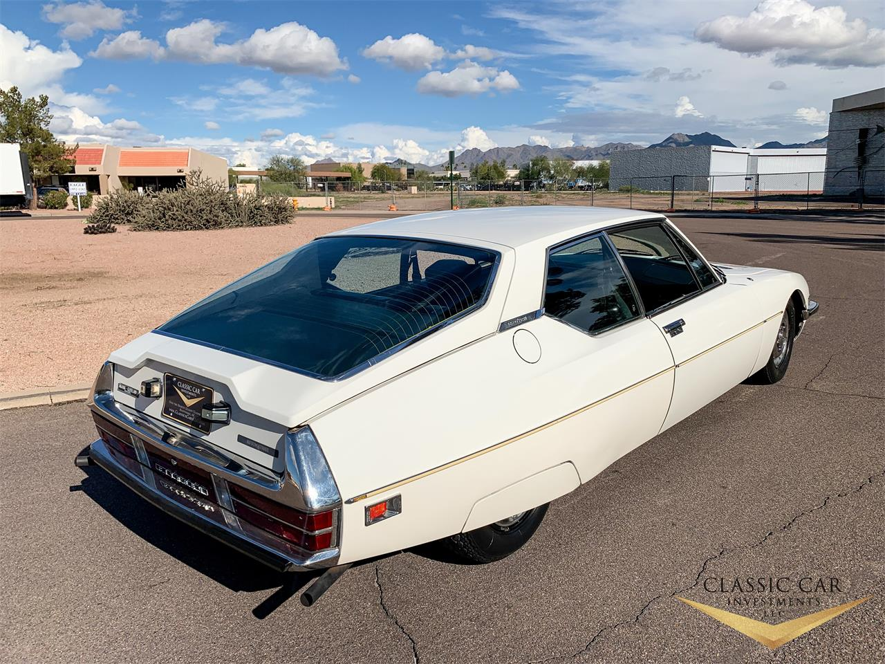 Large Picture of '72 Citroen SM - $53,500.00 Offered by Classic Car Investments LLC - P667
