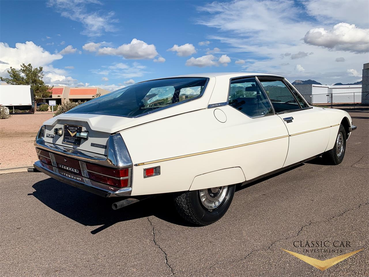 Large Picture of Classic '72 SM Offered by Classic Car Investments LLC - P667