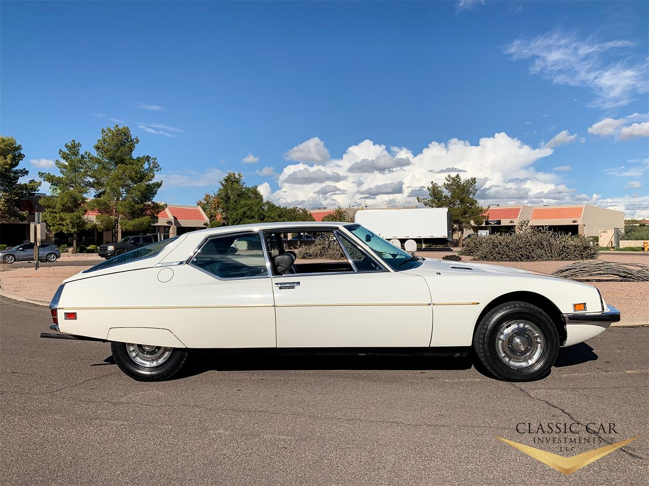 Large Picture of Classic '72 Citroen SM located in Scottsdale Arizona Offered by Classic Car Investments LLC - P667