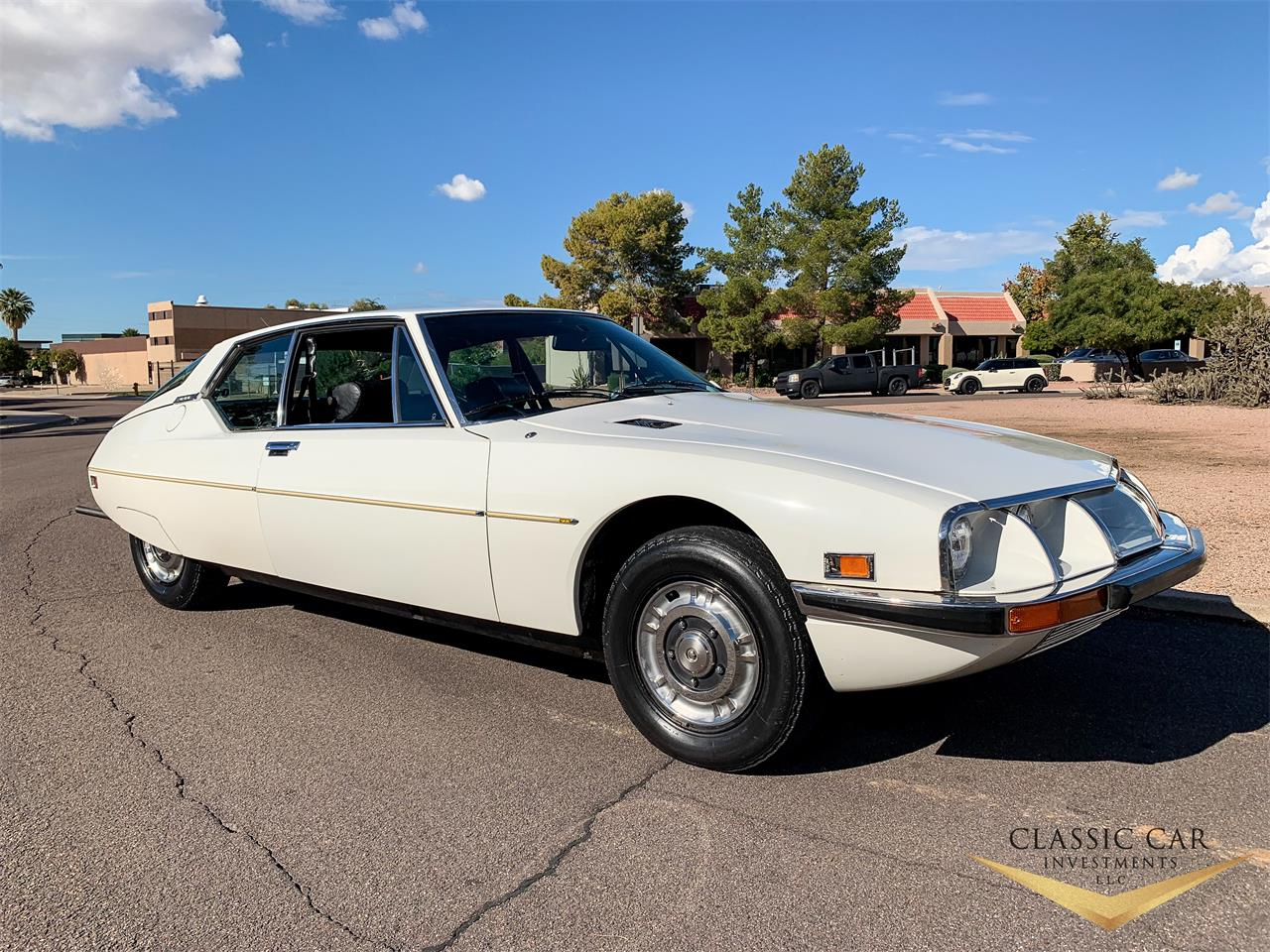 Large Picture of Classic 1972 SM Offered by Classic Car Investments LLC - P667
