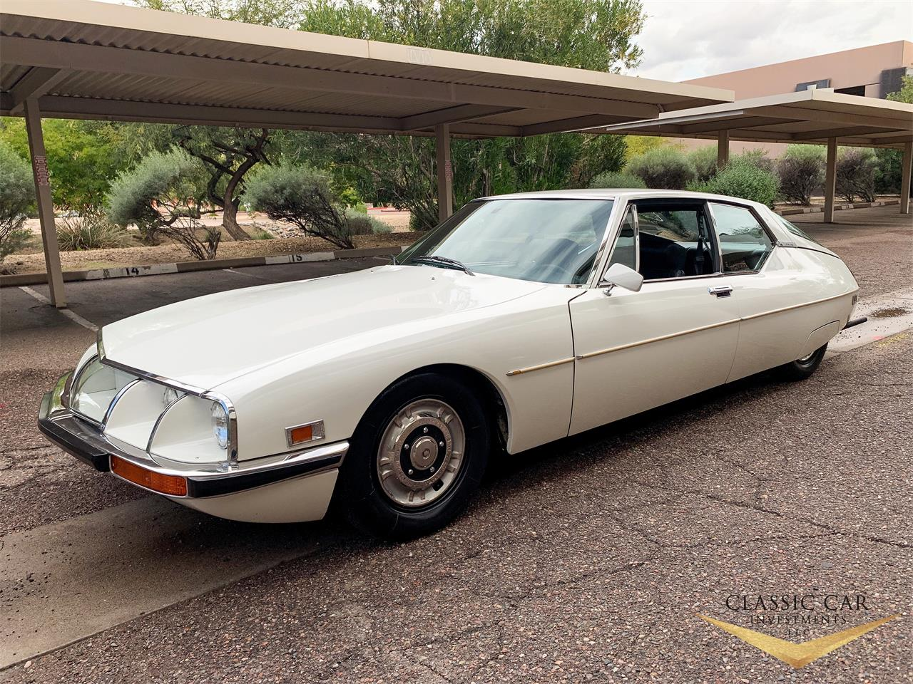 Large Picture of Classic 1972 Citroen SM located in Scottsdale Arizona - $53,500.00 Offered by Classic Car Investments LLC - P667