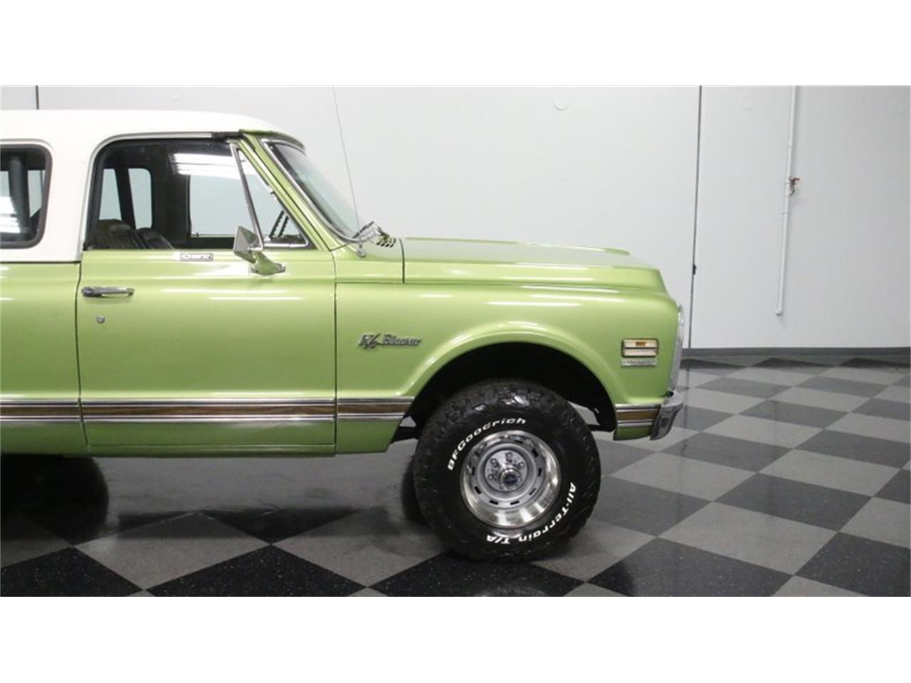 Large Picture of '72 Blazer - P66C