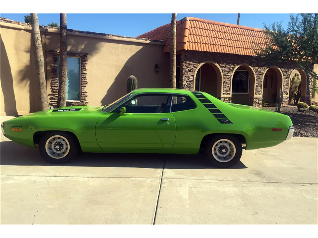 Large Picture of '71 Road Runner - P66N