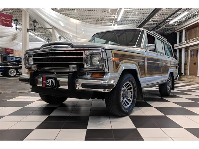 Classic Jeep Wagoneer For Sale On Classiccars Com