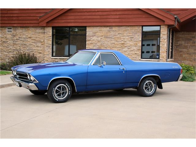 Picture of '69 El Camino SS - P67F