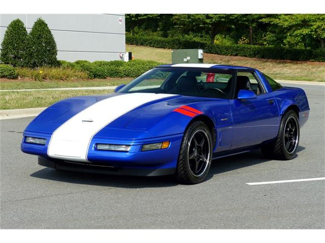 Picture of '96 Corvette - P67R