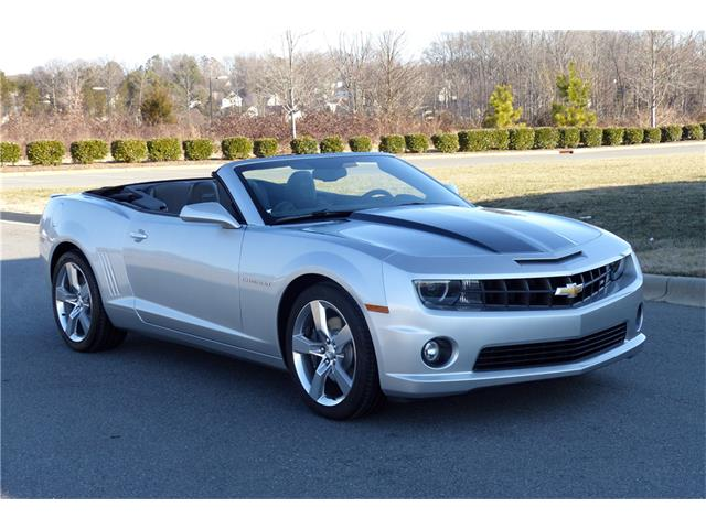 Picture of '11 Camaro - P687