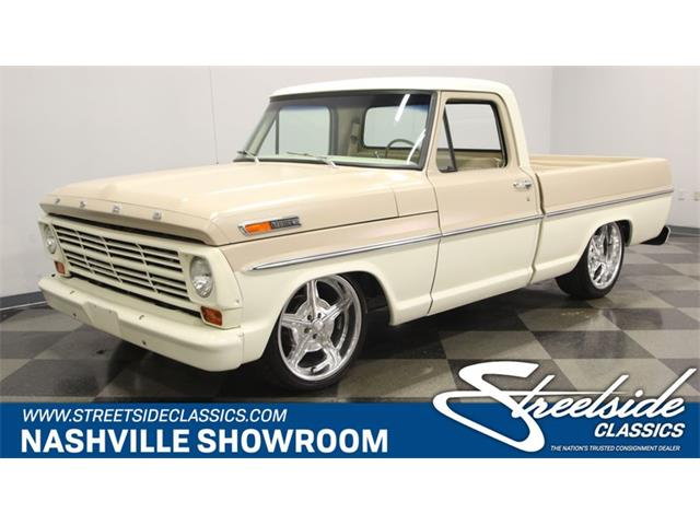 Picture of '68 F100 - P69A