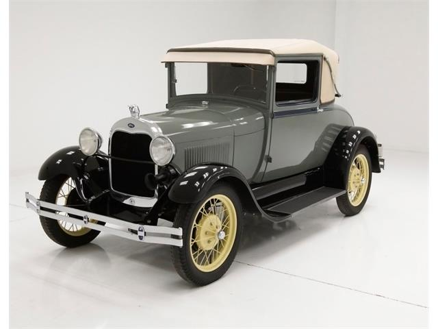 Picture of '29 Model A - P69F