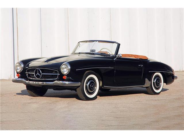 Picture of '61 190SL - P69I