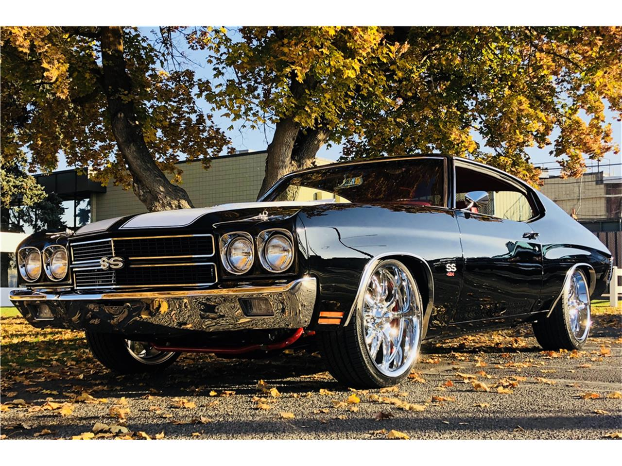 Large Picture of '70 Chevelle SS - P69Z