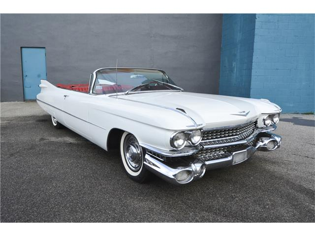 1959 Cadillac Series 62 For Sale On Classiccars Com