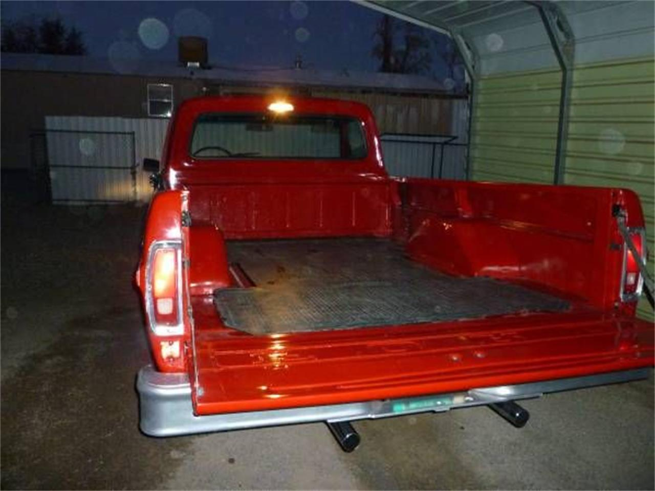 Large Picture of '70 F100 - P6AD