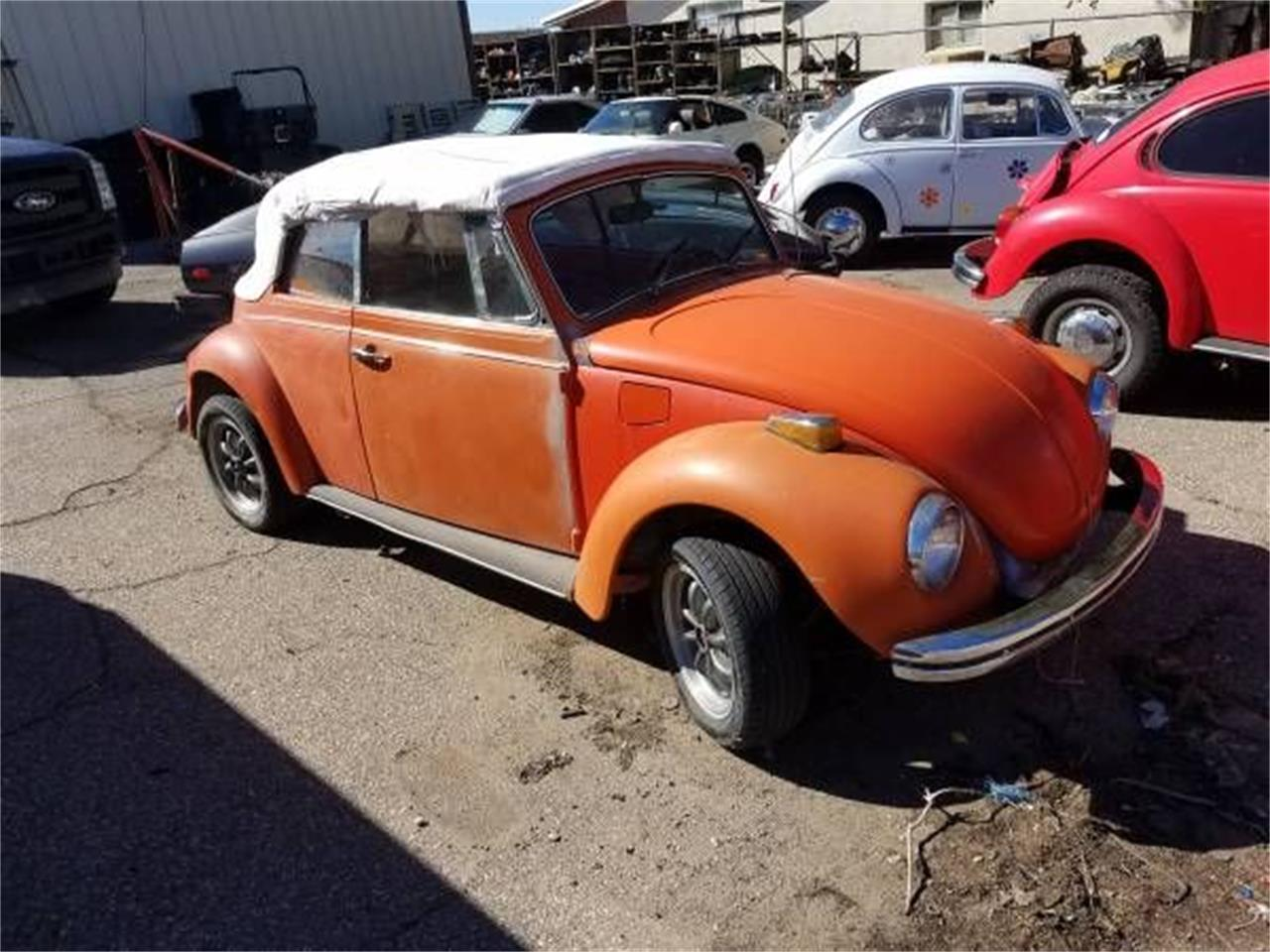 Large Picture of '71 Super Beetle - P6AE