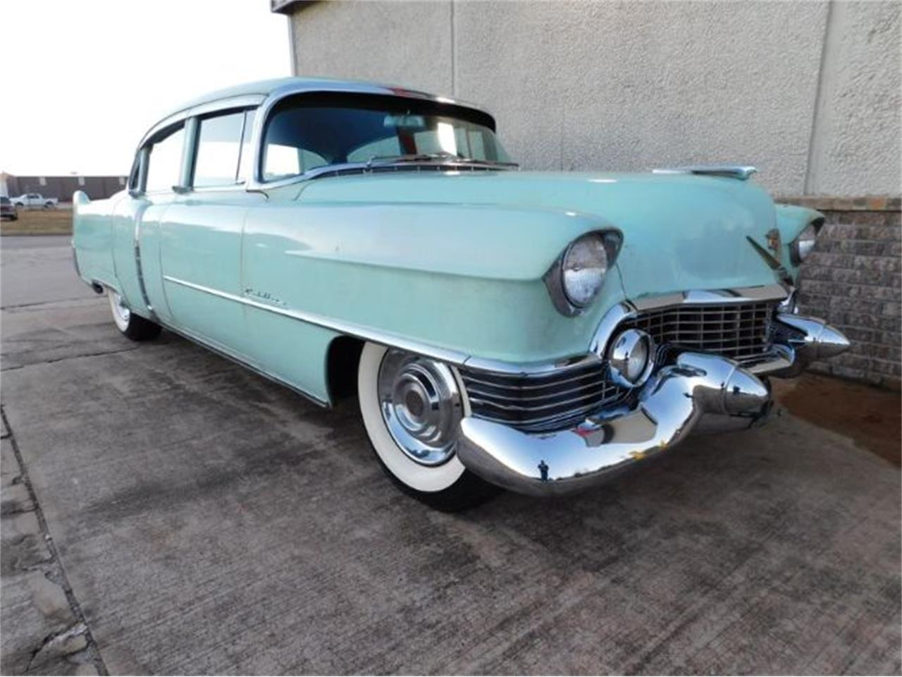 Diagram What Will I Have To Do To Change A 1954 Cadillac Over From