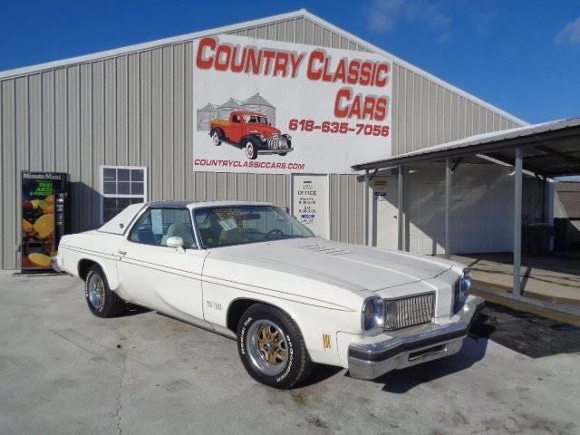 Picture of '75 Oldsmobile Cutlass located in Staunton Illinois - P6BK