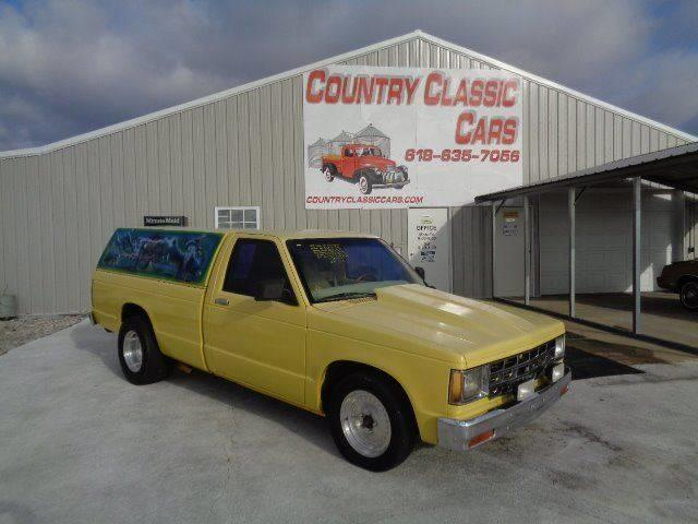 Picture of 1983 Chevrolet S10 Offered by  - P6BM