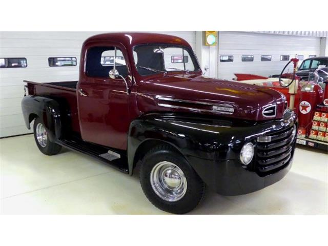Picture of Classic 1950 Pickup - P6BZ