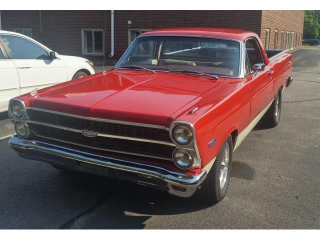 Picture of Classic '67 Ford Ranchero - P6C4