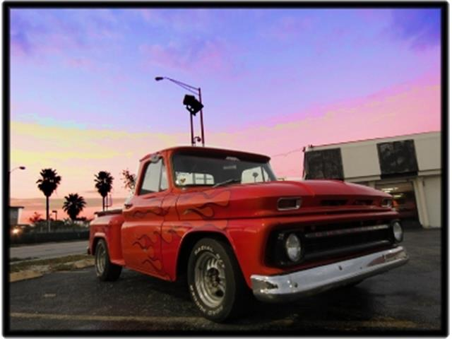 Picture of 1965 Chevrolet 1 Ton Pickup located in Florida Offered by  - P6CE