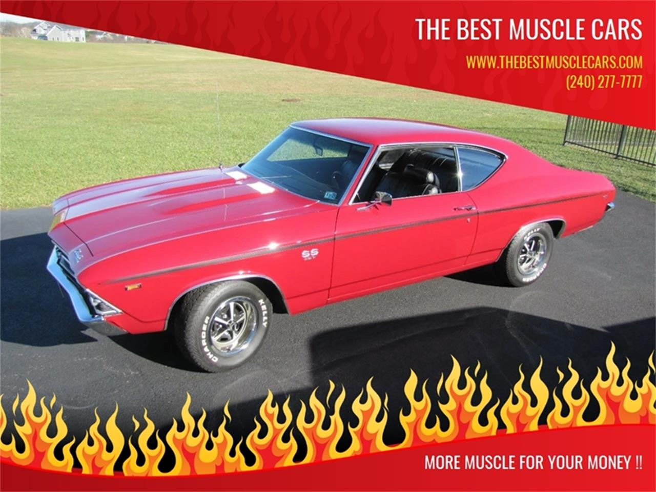1969 Chevrolet Chevelle For Sale Classiccars Com Cc 1174625