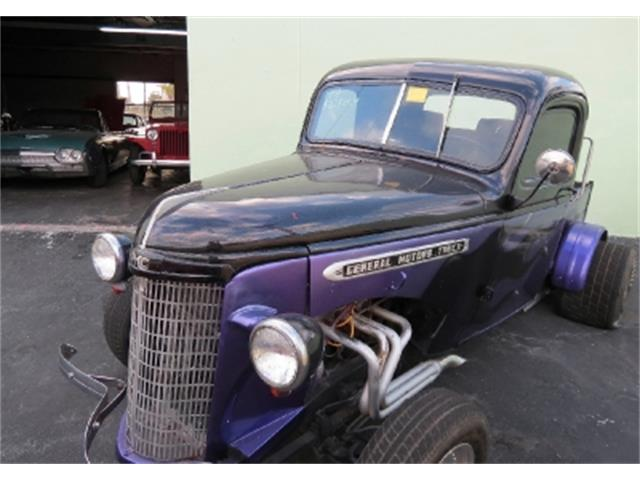 Picture of Classic '37 GMC Truck - $22,500.00 Offered by  - P6CM