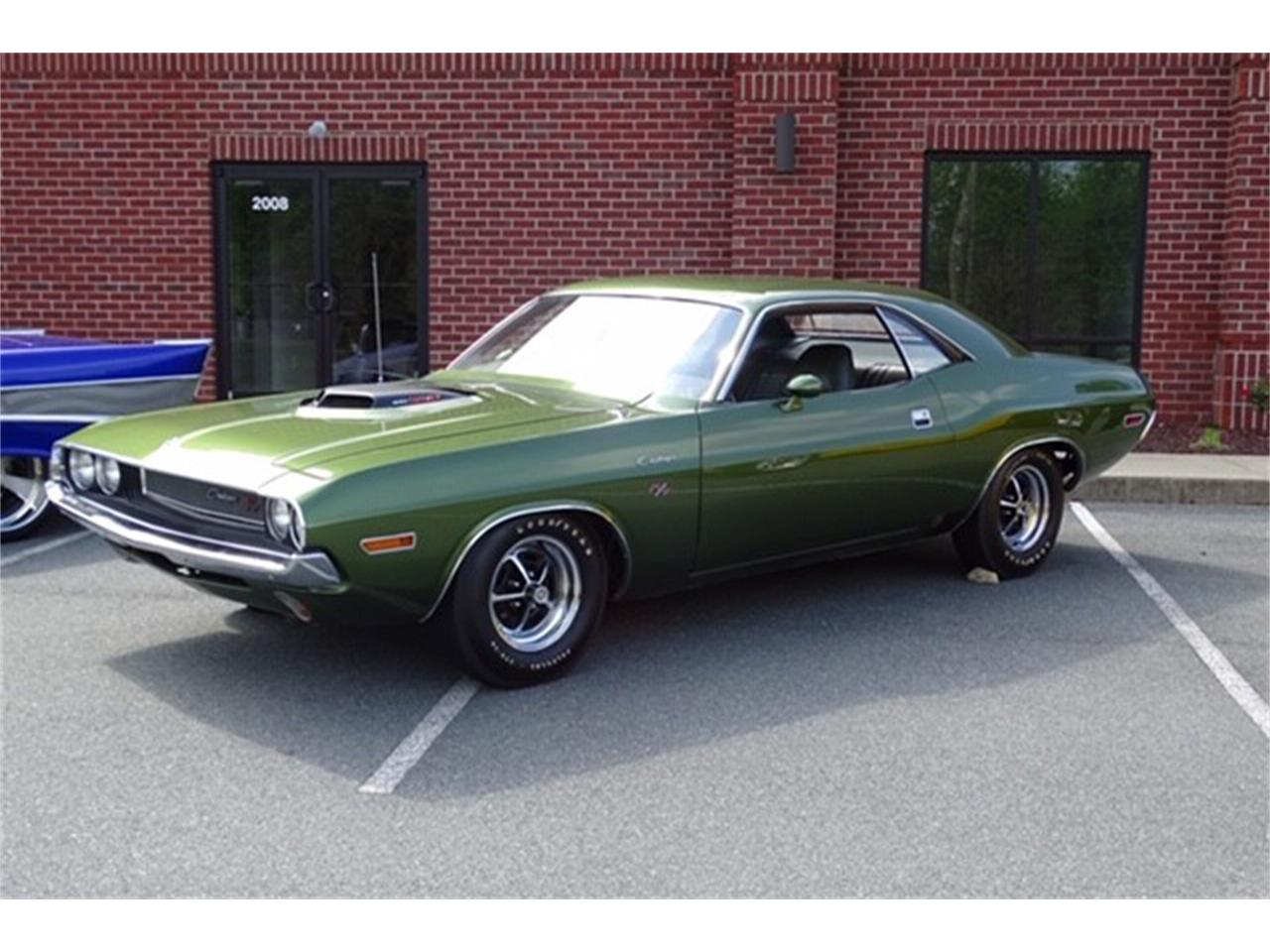 1970 Dodge Challenger Rt For Sale Classiccarscom Cc 1170464