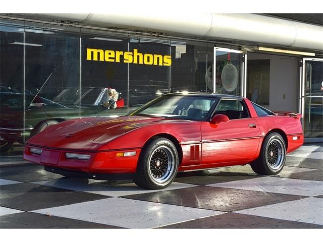 Picture of '85 Corvette - P6DC