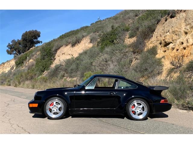 Picture of '91 Porsche 911 Auction Vehicle - P6DE