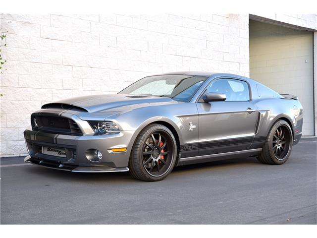 Picture of '13 SHELBY GT500 SUPER SNAKE - P34Y